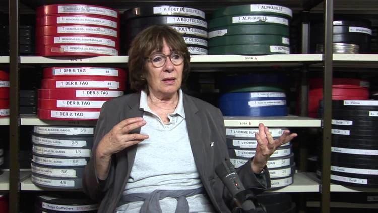 Jeanine Meerapfel Jeanine Meerapfel Kurzportrait 2012 YouTube