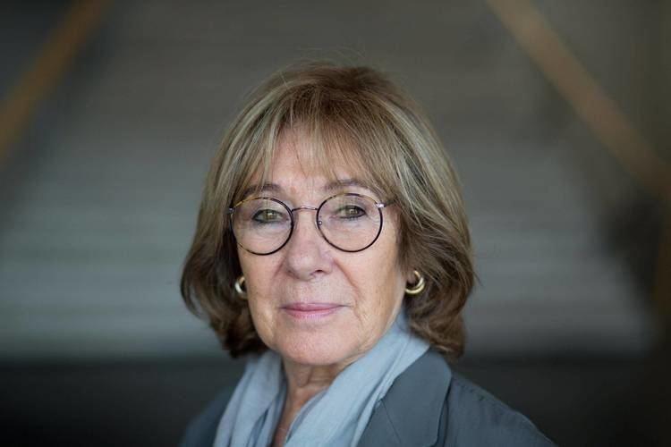 Jeanine Meerapfel Jeanine Meerapfel fhrt Akademie der Knste BZ Berlin