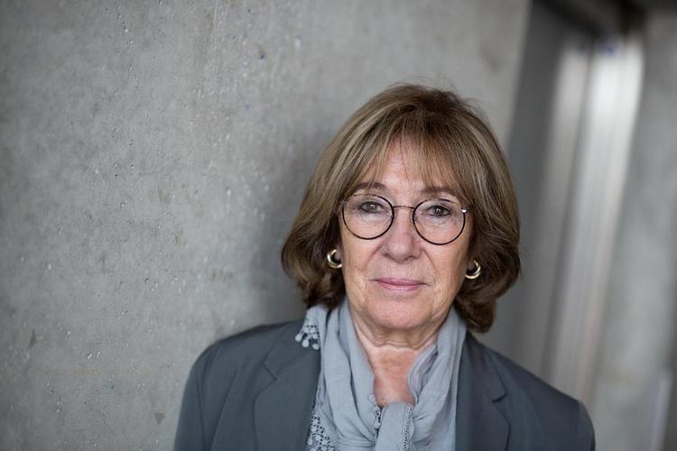 Jeanine Meerapfel Jeanine Meerapfel wird Prsidentin der Akademie der Knste