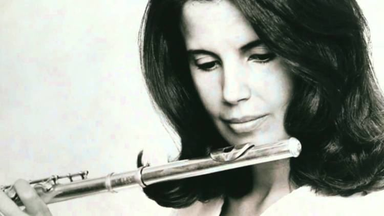 Jeanne Baxtresser Jeanne Baxtresser CPE Bach Concerto for Flute in D