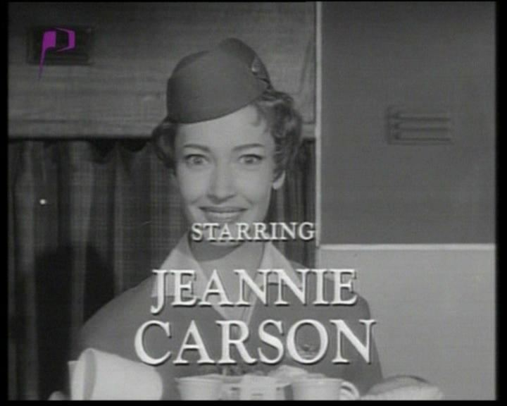 Jeannie Carson CTVA US Comedy quotHey Jeanniequot Four StarCBS195657