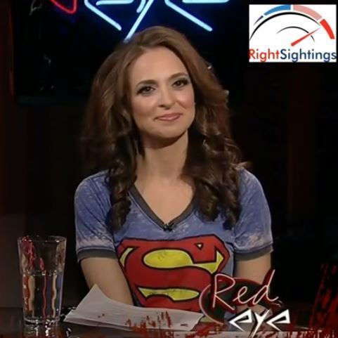 Jedediah Bila Super Jedediah39 39Red Eye39 viewers really really love