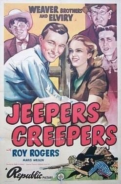 Jeepers Creepers (1939 western film) Jeepers Creepers 1939 DVDR Loving The Classics