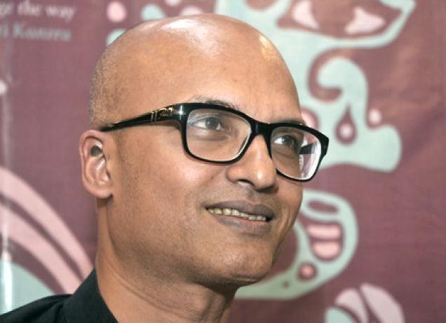Jeet Thayil Jeet Thayil on Man Booker shortlist Business Line