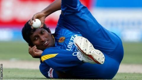 Jeevan Mendis Derbyshire sign Sri Lanka allrounder BBC Sport