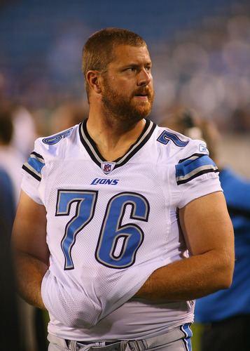 Jeff Backus Jeff Backus Lions New NFL Pant markatlarge