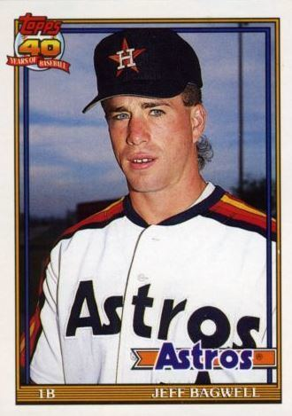 Jeff Bagwell Jeff Bagwell Baseball Statistics 19882005