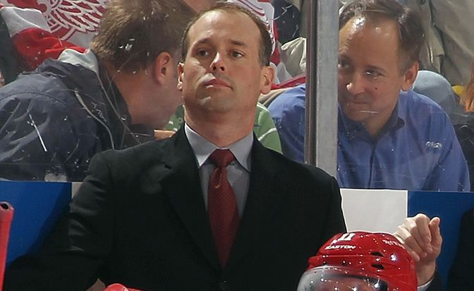 Jeff Blashill Jeff Blashill hired by Detroit Red Wings as coach NHL
