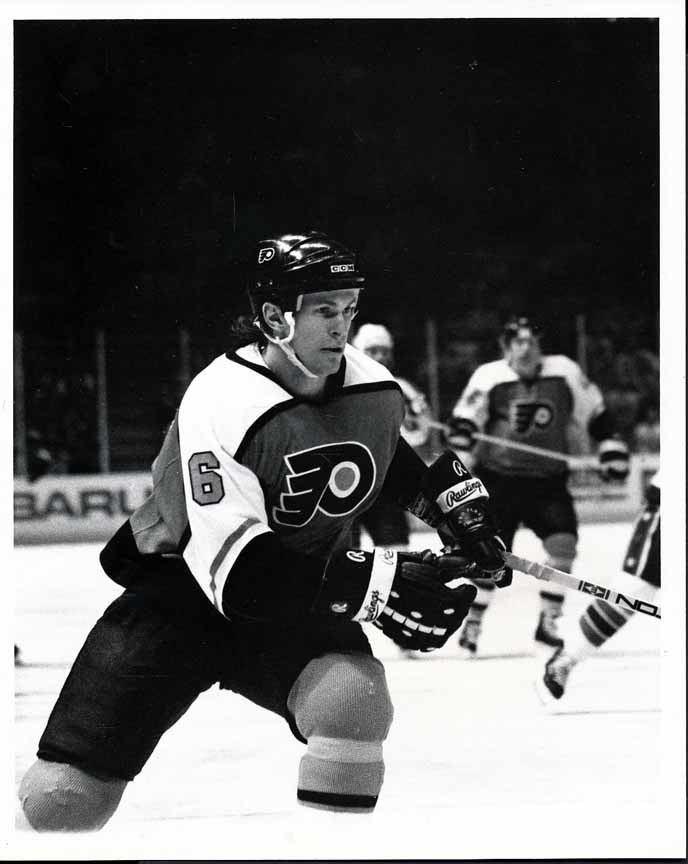 Jeff Chychrun 198687 Jeff Chychrun Philadelphia Flyers Game Worn Jersey