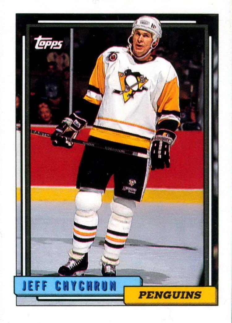 Jeff Chychrun Jeff Chychrun Player39s cards since 1992 1993