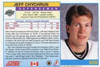 Jeff Chychrun The Trading Card Database Jeff Chychrun Gallery
