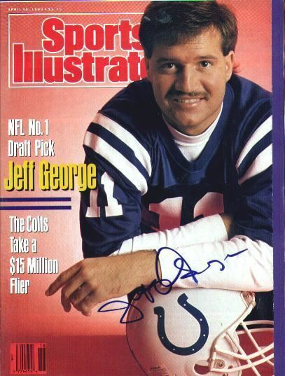 Jeff George SportsRx Get Your Dose of Sports Happenings Rumors and