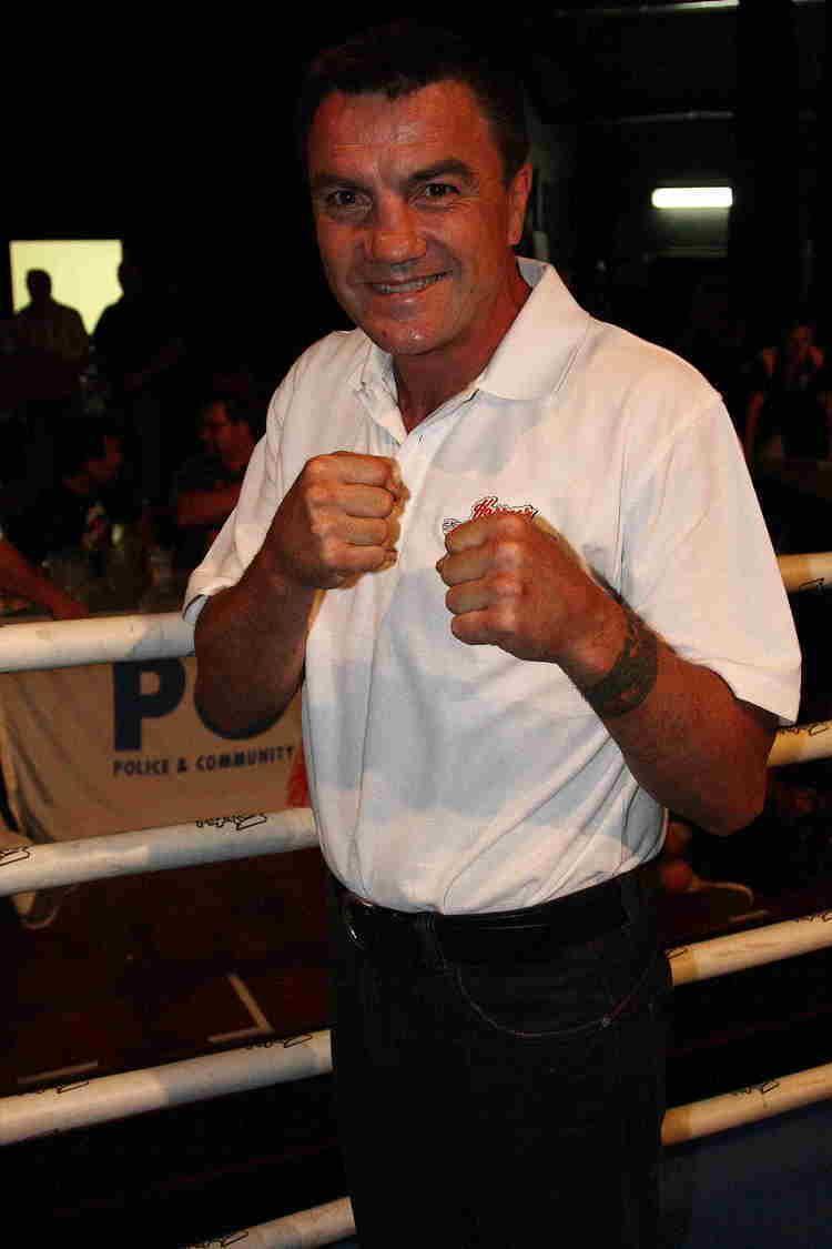 Jeff Harding (boxer) - Alchetron, The Free Social Encyclopedia