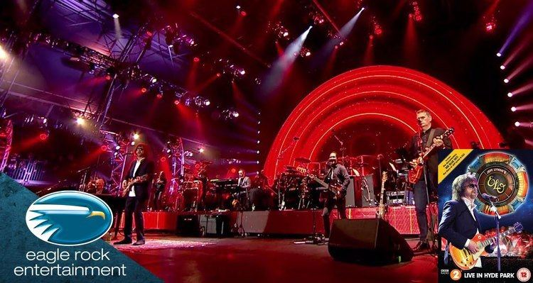 Jeff Lynne's ELO: Live in Hyde Park - Alchetron, the free social