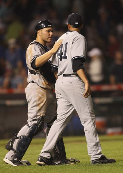 Jeff Marquez Jeff Marquez Photos Photos New York Yankees v Chicago Cubs Zimbio