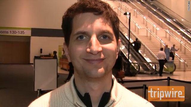 Jeff Moss (hacker) Meet Dark Tangent the hacker behind Black Hat and DEF CON CNNcom
