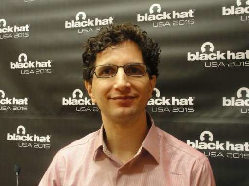 Jeff Moss (hacker) Car hack reveals peril on the road to Internet of Things