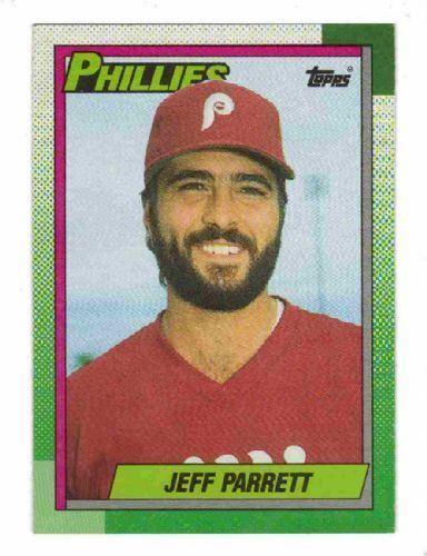 Jeff Parrett wwwsportsworldcardscomekmpsshopssportsworldi