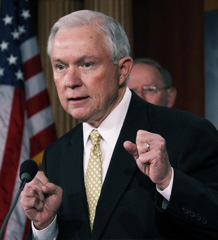 Jeff Sessions Senator Jeff Sessions Slams Obamatrade They Won The Vote