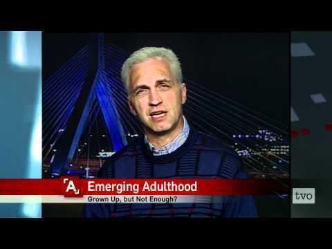 Jeffrey Arnett Jeffrey Jensen Arnett Emerging Adulthood YouTube