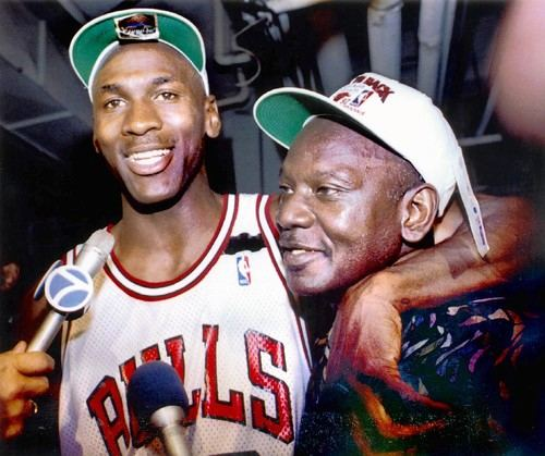 Jeffrey Jordan Michael Jordan Jeffrey Jordan Fathers Day Basketball NBA