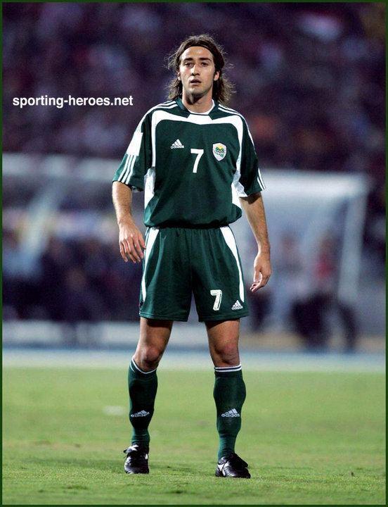 Jehad Muntasser Jehad Muntasser African Cup of Nations 2006 Libya