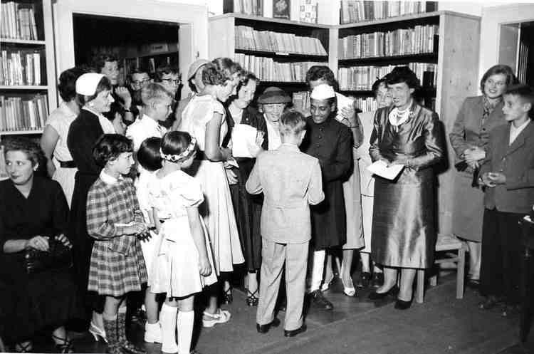 Jella Lepman Die Anfnge der Internationalen Jugendbibliothek
