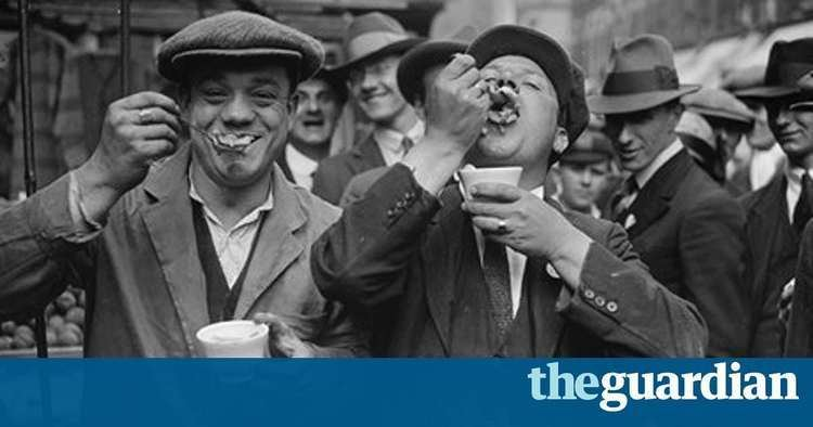 Jellied eels Britain falls for the joy of jellied eels Life and style The