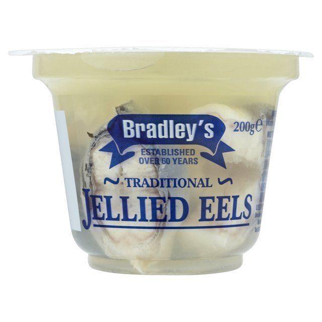 Jellied eels Morrisons Bradleys Jellied Eels 200gProduct Information