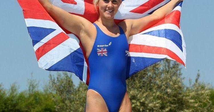 Jemma Lowe Olympian Jemma Lowe has funding cut by British Swimming