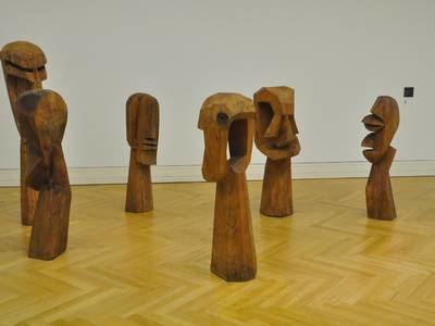Jems Robert Koko Bi Bundeskunsthalle in Bonn Jems Robert Koko Bi von der