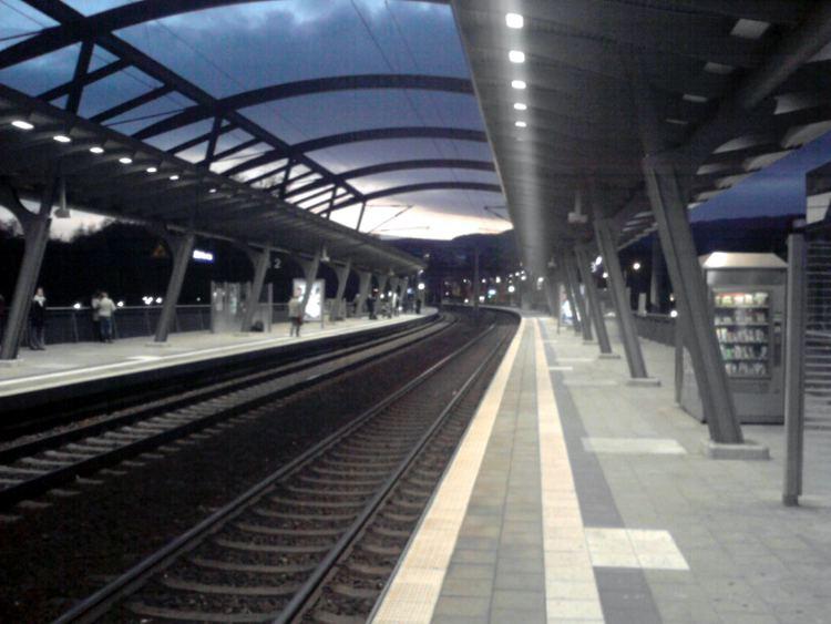 Jena Paradies station