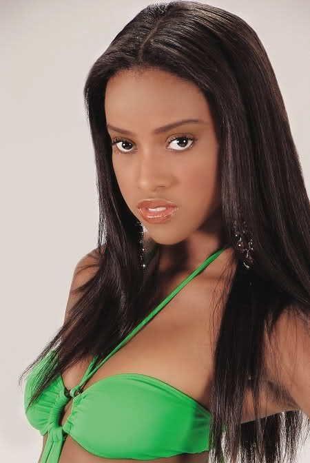 Jenaae Jackson Miss Earth Jamaica 2009 Jenaae Jackson