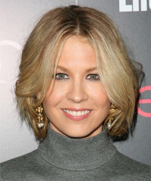 Jenna Elfman Jenna Elfman Hairstyles Celebrity Hairstyles by