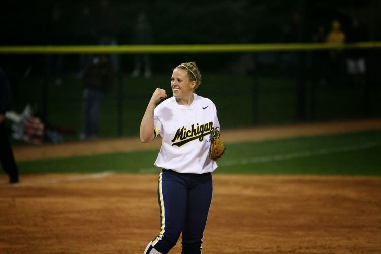 Jennie Ritter Justins World of Softball Jennie Ritter Meinrod Steps Into
