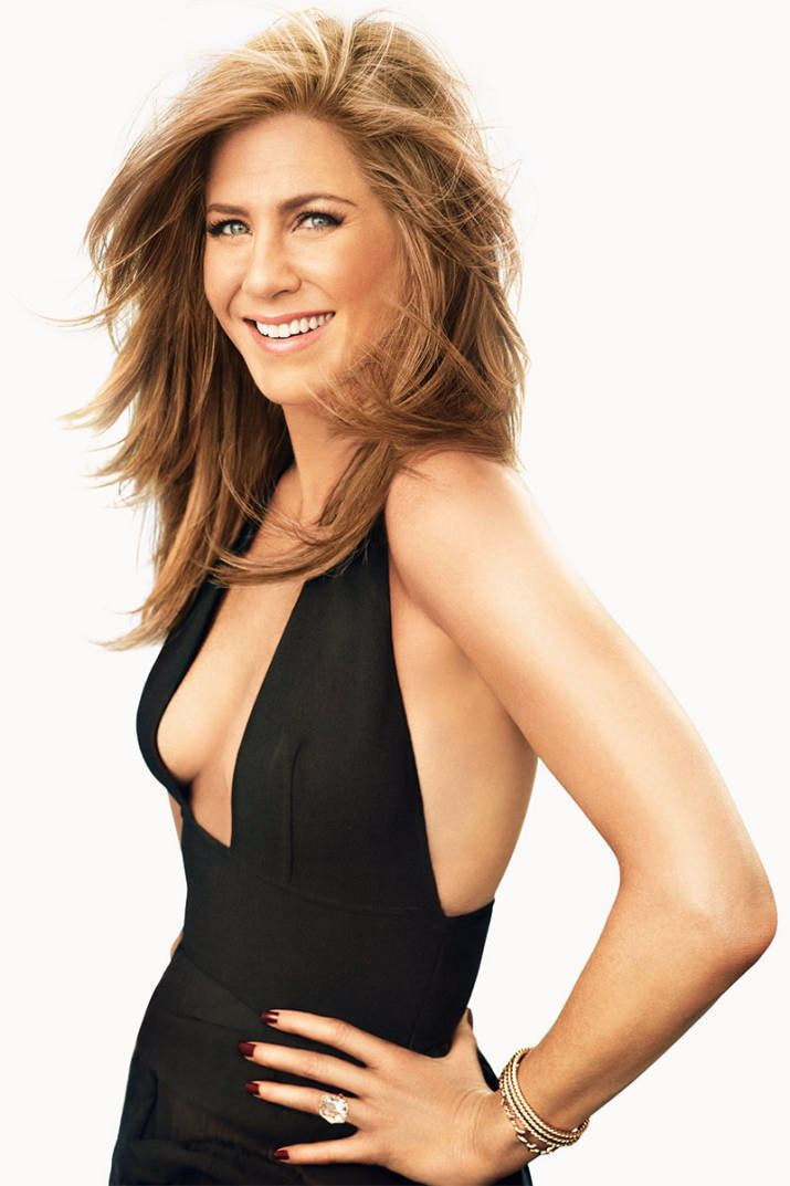 Jennifer Aniston Jennifer Aniston Opens Up About Justin Theroux and Her New