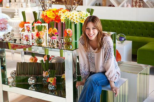 Jennifer McGarigle Floral Arts Jennifer McGarigle Singular Magazine