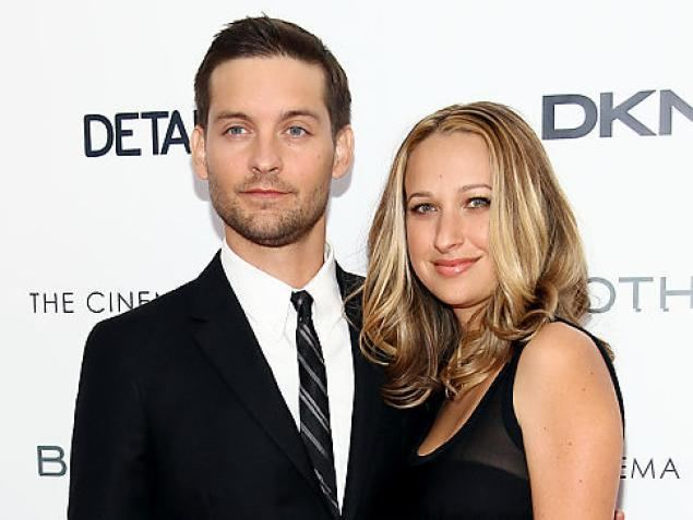 Jennifer Meyer Tobey Maguire and Jennifer Meyer Maguire39s home in LA