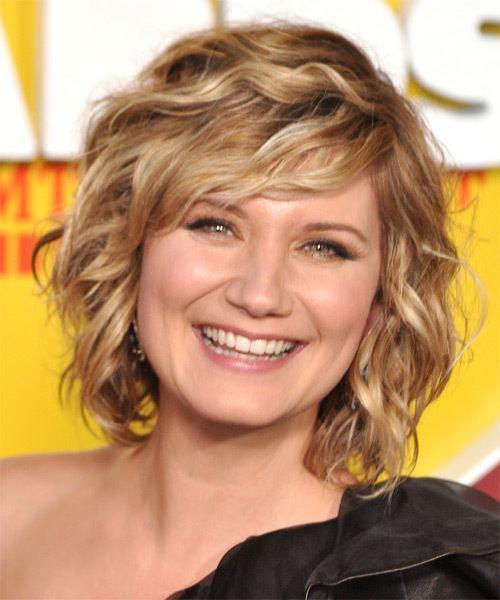 Jennifer Nettles Jennifer Nettles Hairstyles Celebrity Hairstyles by