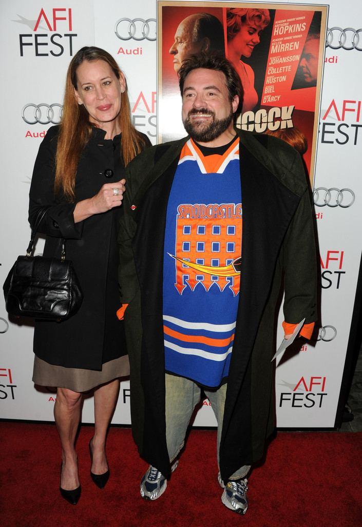 Jennifer Schwalbach Smith Kevin Smith and Jennifer Schwalbach Smith Photos AFI