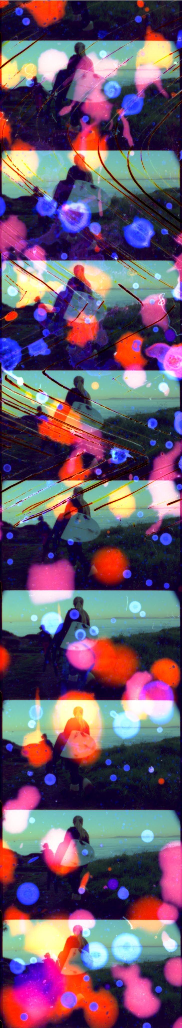 Jennifer West Jennifer West Artist39s Profile The Saatchi Gallery