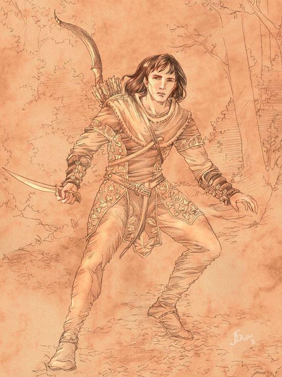 Jenny Dolfen 2011 The Hobbit Films Page 41