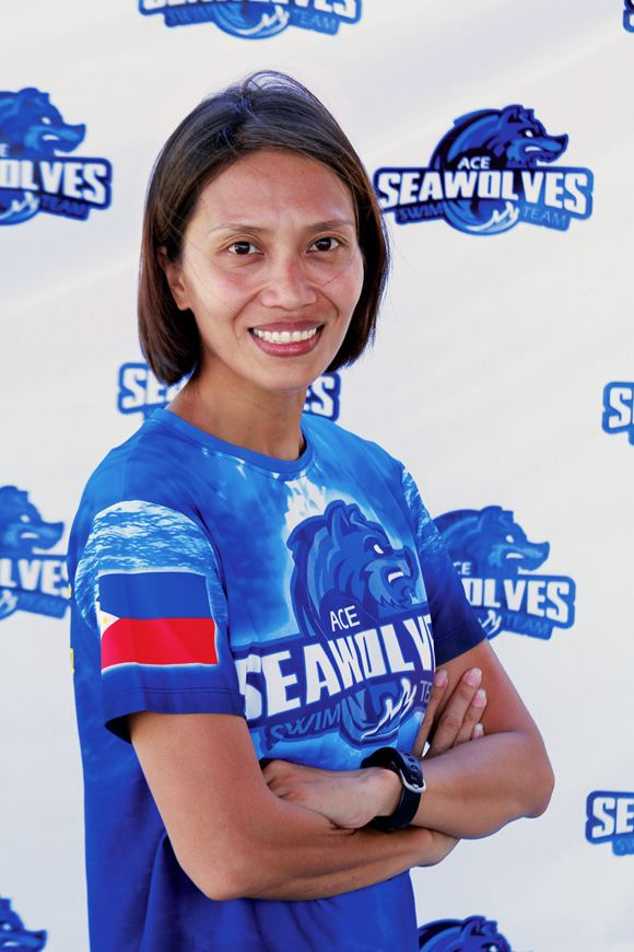 Jenny Guerrero jenny guerrero for Raceday Magazine RaceDay Triathlon