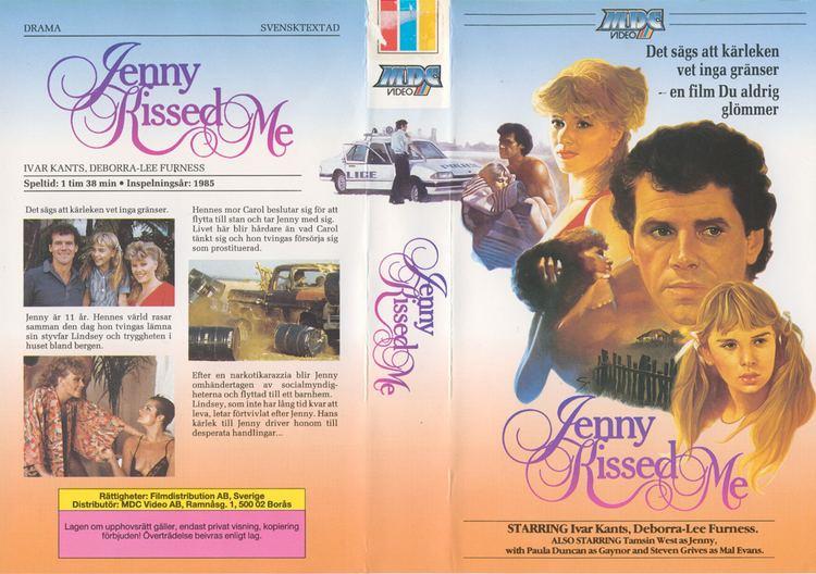 Jenny Kissed Me (film) wwwfilmsamlingseinstickJennyKissedMejpg