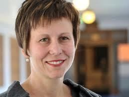 Jenny McAllister Reelected Labor Party president Jenny McAllister says yes to gays