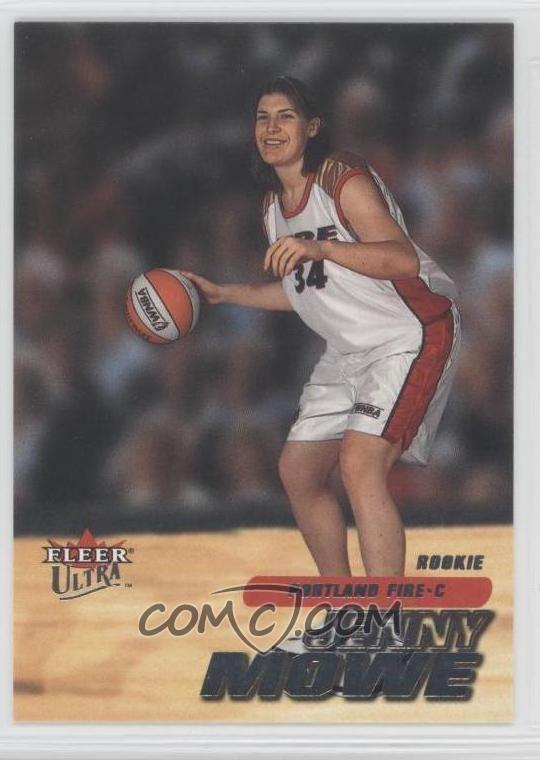 Jenny Mowe Jenny Mowe Basketball Cards COMC Card Marketplace