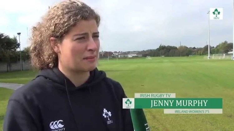 Jenny Murphy Irish Rugby TV Jenny Murphy On Her Return To Sevens Rugby YouTube