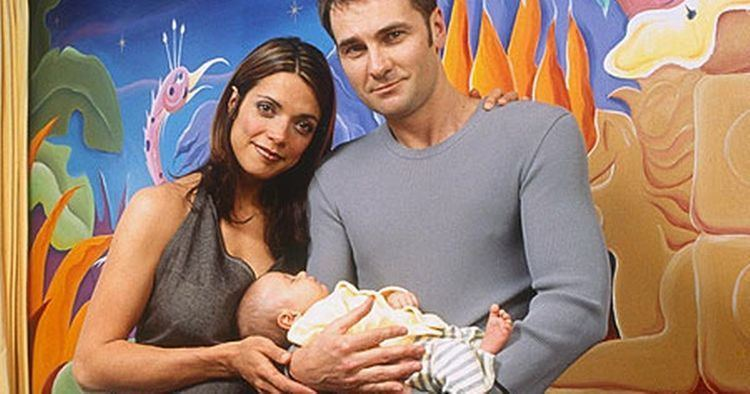 Jenny Powell Jenny Powell kicks husband out for cheating on her while pregnant