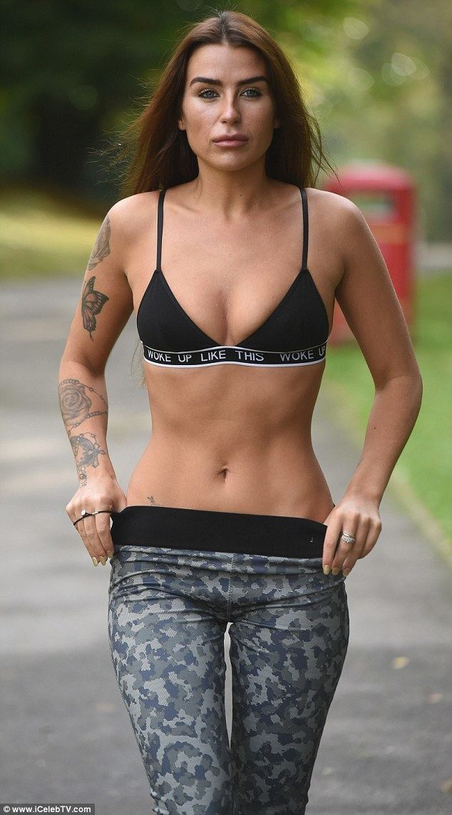 Jenny Thompson Jenny Thompson gets her body in shape for EOTB6 debut Daily Mail