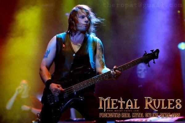 Jens Becker MetalRulescom News Interviews Concert Reviews Grave